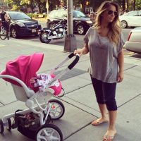 Jessie James Decker Stroller