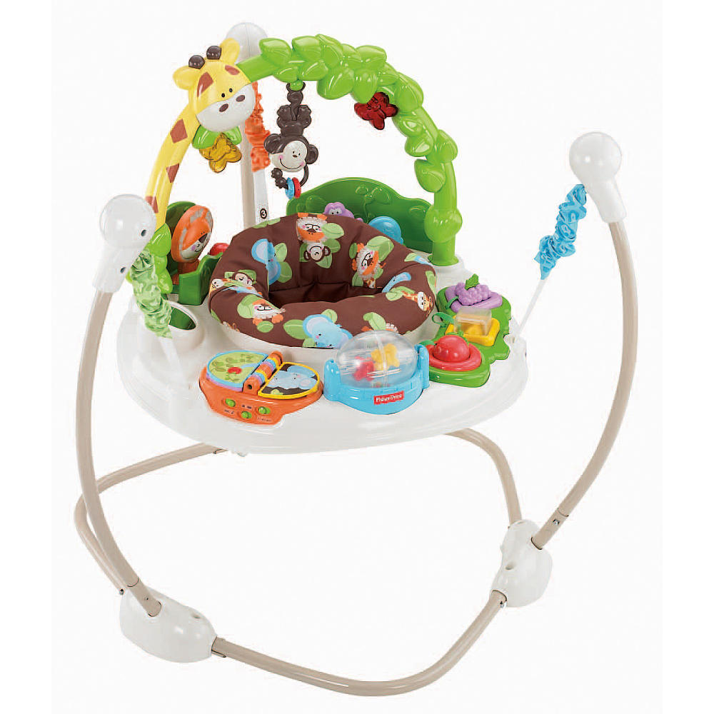 Go Wild Jumperoo